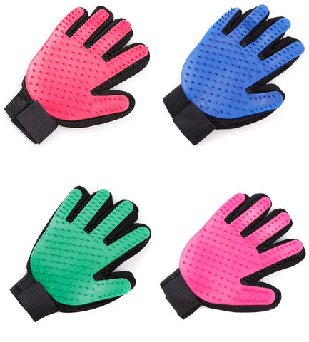 Hot Silicone Dog Glove Dog Accessories