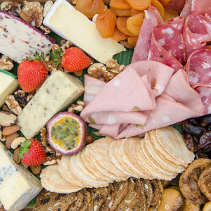 Farmhouse Cheese & Italian Salumi platter | BBQ At Your Place Sydney BBQ Catering, Party, Wedding, Birthday, Kids, Event & Fundraising BBQ Catering