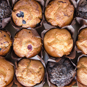 Large muffin platter | BBQ At Your Place Sydney BBQ Catering, Party, Wedding, Birthday, Kids, Event & Fundraising BBQ Catering