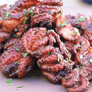 Marinated BBQ Baby Octopus | BBQ At Your Place Sydney BBQ Catering, Party, Wedding, Birthday, Kids, Event & Fundraising BBQ Catering