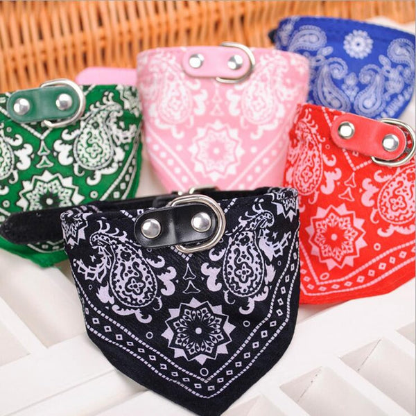 Handkerchief Dog Collar