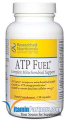 ATP Fuel - Energy - 150 Capsules - Vitamin Partners