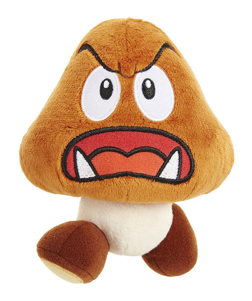 World of Nintendo Plush Figure Goomba