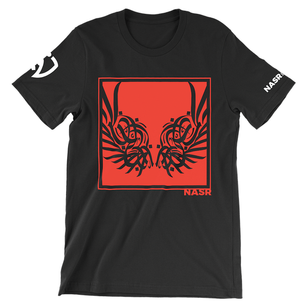 Calligraphy Wings Premium Tee