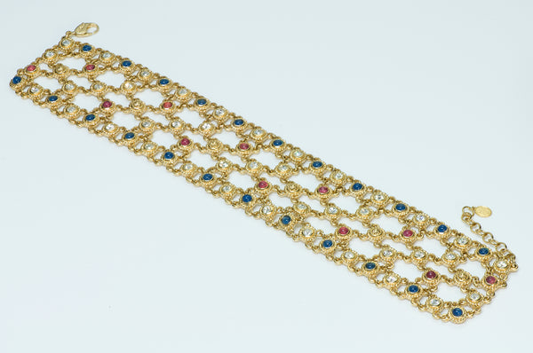 Christian Dior Boutique Choker