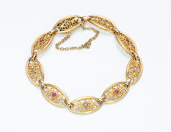 Antique French Gold Bracelet
