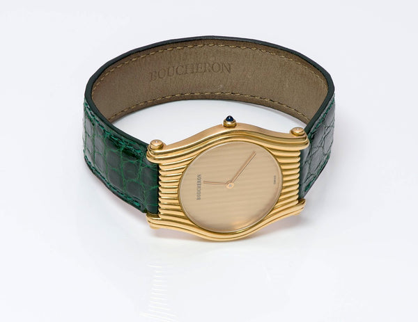 Boucheron Reflet Gold Watch