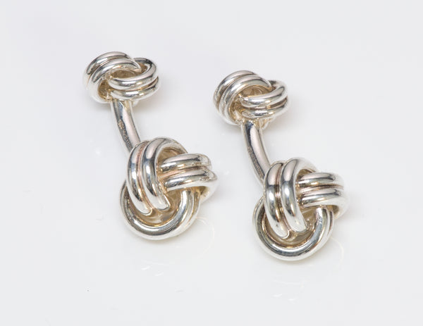 Tiffany & Co. Knot Cufflinks