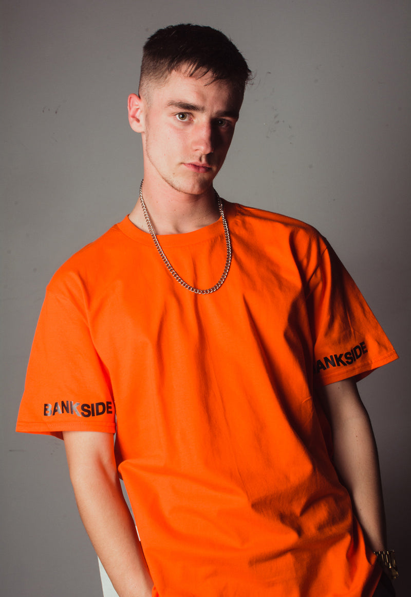 Orange Duo T-shirt