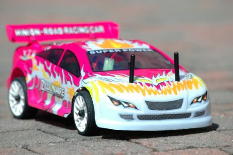 Hsp Zillionaire 94182 Pro 1:16 Electric On Road Rc Touring Car