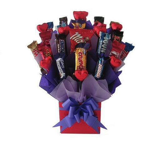 Mini Chocolate Bouquet