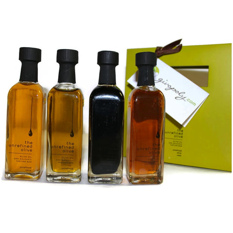 Unrefined Olive Gift Package