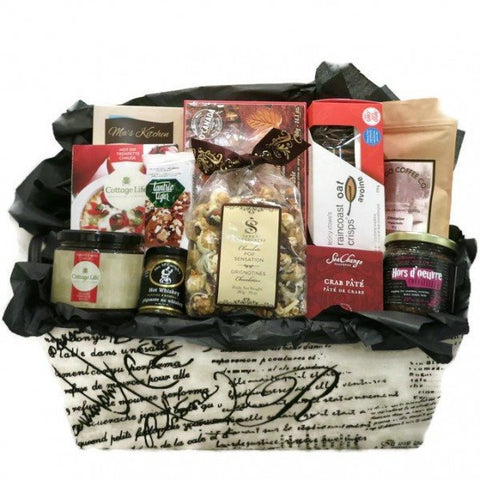 Best of Gourmet Gift Basket - Regular Size