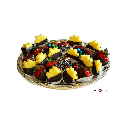 Pineapple & Berry Delight Platter