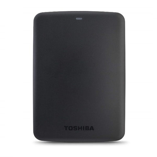 Toshiba 500GB Canvio Basics Portable USB3.0 Hard Drive Black -HDTB405EK3AA