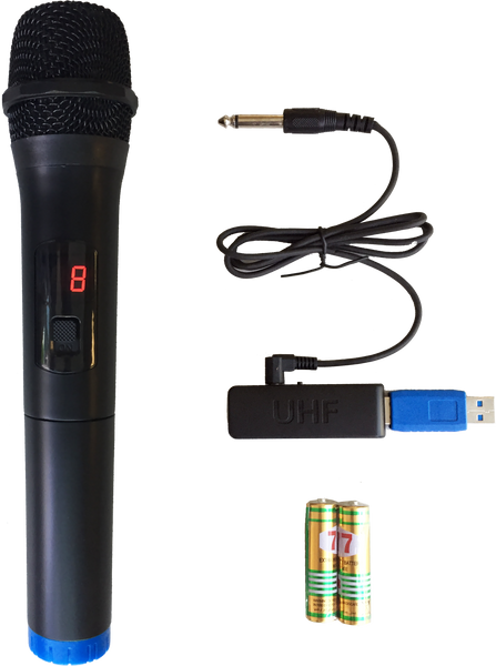EB1 | Extra Microphone for Magic Sing E1 Karaoke Machine