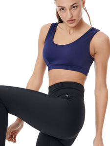 BASIC SPORT BRA - BLUE