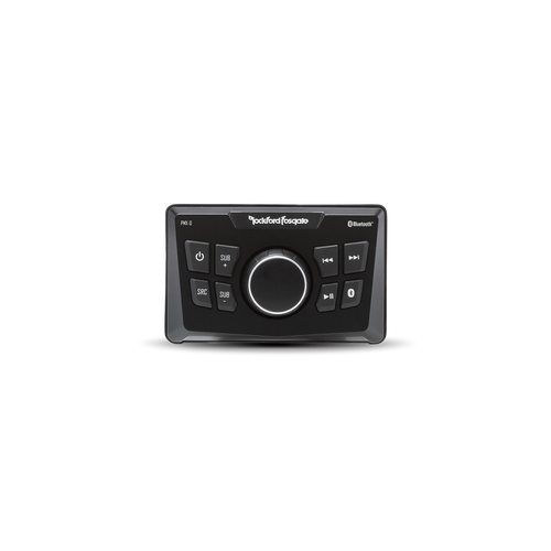 PUNCH MARINE ULTRA COMPACT DIGITAL MEDIA RECEIVER PMX-0 PMX-0
