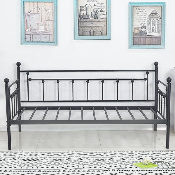 Metal Daybed Twin Size MB-105 - Vecelo furniture