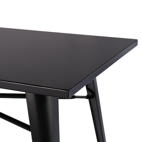 Metal Dining Table-MT02 - Vecelo furniture