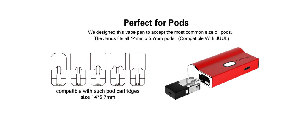 perfect for pods