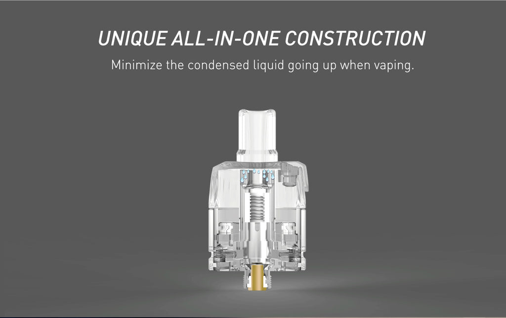 Vzone Preco MTL Tank Unique All-In-One Construction
