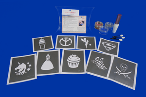 PAR-T-GLITTER KIT: BIRTHDAY