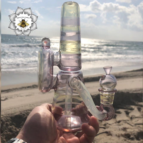 """CFL Encalmo Series"" by Meade Made Glass #2 of 4"