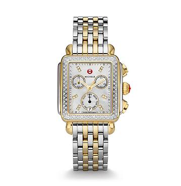 Michele Deco Watch MWW06P000108