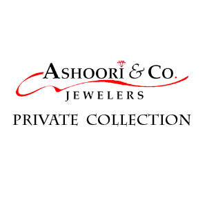 Ashoori & Co. Private Collection 14k Engagement Ring 74735E