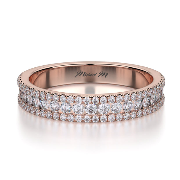Michael M. R396SB Wedding Band