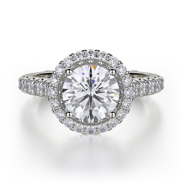 Michael M. R440 Engagement Ring