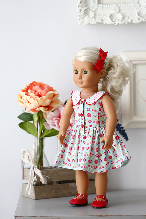 Beatrice Doll Top & Dress