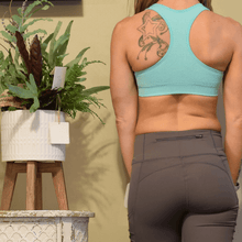 Load image into Gallery viewer, Green Apple Essential Sports Bra-Ladies, Lattes, and Lifting