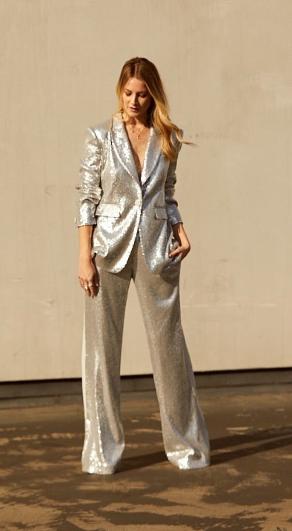 Maida Sequin Pant