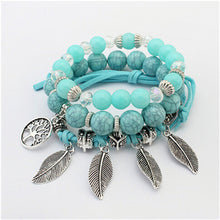Load image into Gallery viewer, Arizona Feather Bracelet