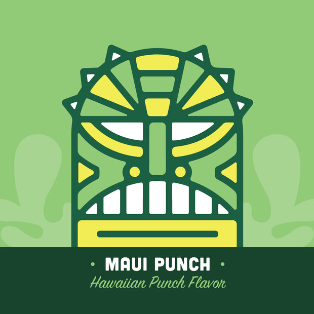 Maui Punch Premium Fruit Flavored eLiquid | Rasta Vapors