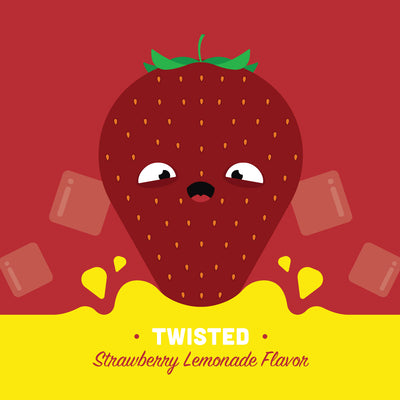 Twisted Premium eLiquid | Rasta Vapors