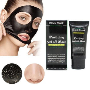 Charcoal Peel-Off Mask for Blackheads