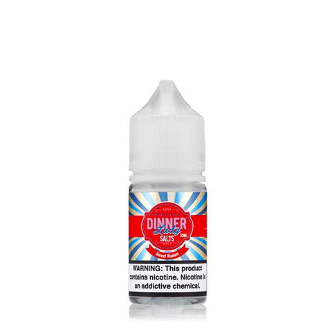 Dinner Lady Sweet Fusion Premium Salt Nicotine - All Puffs