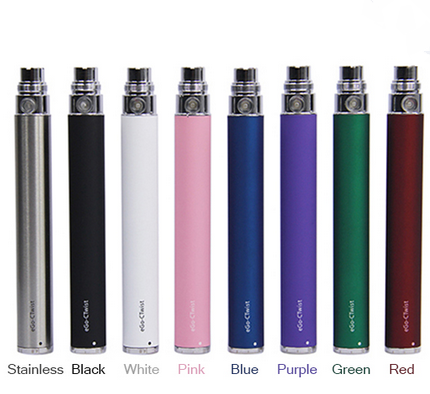 EGO Twist Variable Voltage 1100mah Battery - All Puffs