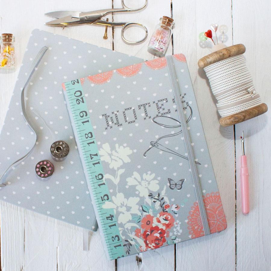 Sewing Project Notebook