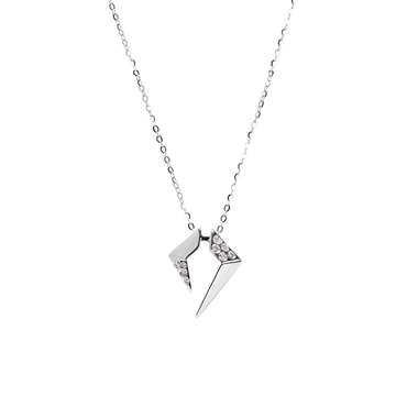 Rockstar Encore Necklace (Semi-Diamond)