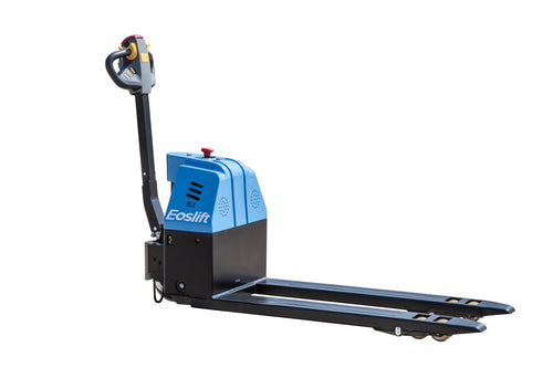 Lowest Price Electric Pallet Truck | Walkie Pallet Jack W15 | 3300 lbs capacity