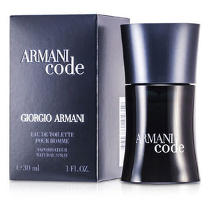 Armani Black Code for Men Eau de Toilette