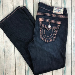 True Religion 'Straight' Jeans- Size 32