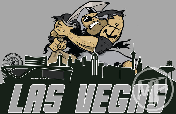 Las Vegas (soon-to-be team) Tribute