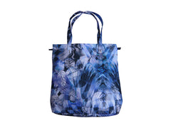 TOTE BAG (GREY PRINT)