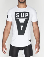 Load image into Gallery viewer, Supawear | Crimson T-Shirt | White