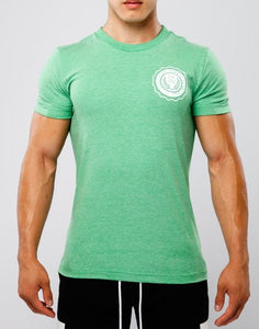 Sports Club T-Shirt | Green Marle